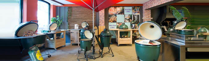 Big Green Egg Winkel